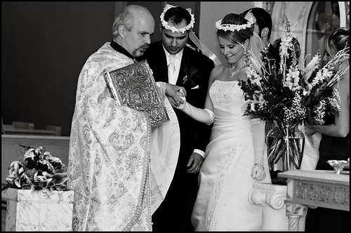 The Greek Orthodox Wedding Ceremony